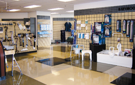 Kearney Showroom