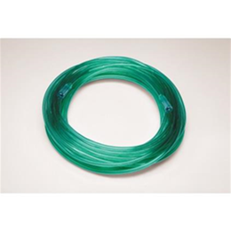 Green Visible Medical Oxygen Tubing 25 Feet - Image Number 32254